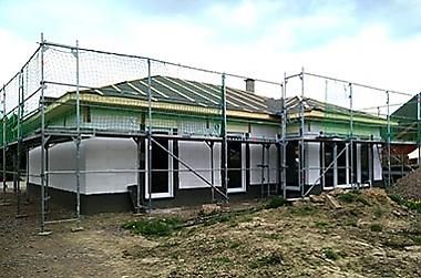 Baukindergeld Neubau eines Einfamilienhauses