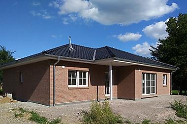 Bungalow-Hausbau-ohne-Probleme Neubau eines Einfamilienhauses