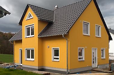Eigenheim-bauen-Dürrröhrsdorf-Dittersbach Neubau eines Einfamilienhauses