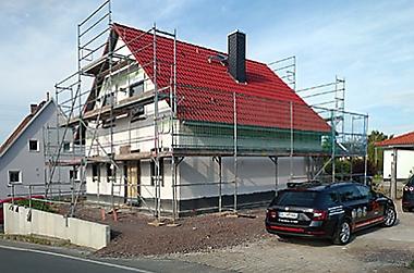 Eigenheim-mit-grundstueck-in-Dresden-bauen Neubau eines Einfamilienhauses