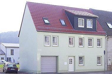 Einfamilienhaus-Hochbau Einfamilienhaus