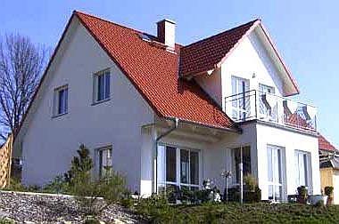 Einfamilienhaus-in-Hochbau Einfamilienhaus