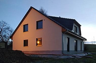 Grundstück-fairer-Preis-kaufen Neubau eines Einfamilienhauses