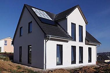 Haus bauen baustelle  Wachs Bauunternehmung GmbH - Town & Country Haus - Hausbau in der ...