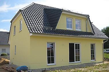 Haus-bauen-in-Borna Neubau eines Einfamilienhauses