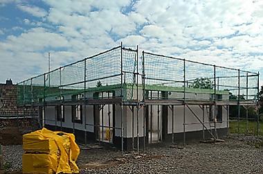 Haus-bauen-in-wilsdruff Neubau eines Einfamilienhauses