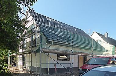 Haus-in-der-naehe-von-Chemnitz-bauen Neubau eines Einfamilienhauses