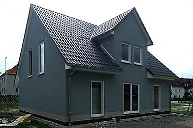 Haus-in-der-naehe-von-dresden-bauen Neubau eines Einfamilienhauses