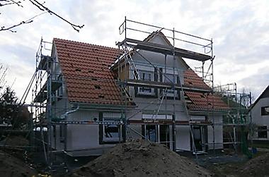 Haus-kaufen-Coswig Neubau eines Einfamilienhauses