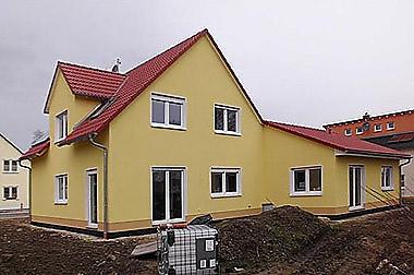 town country haus hausbau in der region dresden dbeln. Black Bedroom Furniture Sets. Home Design Ideas