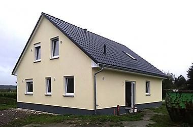 Hausbau-Elsnig Neubau eines Einfamilienhauses