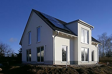 Hausbau-Frankenberg Neubau eines Einfamilienhauses