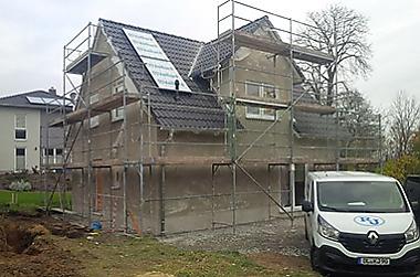 Hausbau-Freital Neubau eines Einfamilienhauses