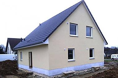 Hausbau-Wiederau Neubau eines Einfamilienhauses