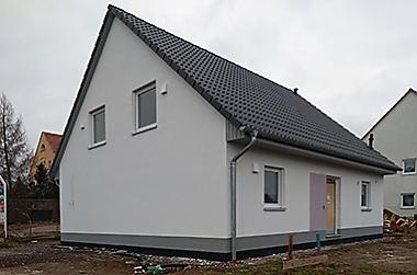 Hausbau-leicht-gemacht Neubau eines Einfamilienhauses