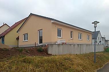 Hausbau-mit-town-und-country Neubau eines Einfamilienhauses
