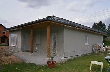 Käbschütztal Neubau eines Einfamilienhauses