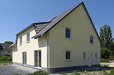 Landhaus-Coswig-kaufen Neubau eines Einfamilienhauses