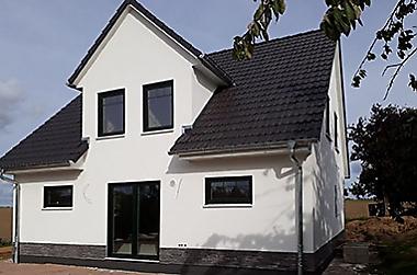 Massiv-haus-bau-erfahrungen Neubau eines Einfamilienhauses
