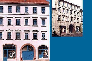 Massivhaus-Altbau Wohn- und
