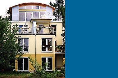 Massivhaus-Hochbau Mehrfamilienhaus