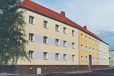 Mehrfamilienhaus-Gebäude Mehrfamilienhäuser