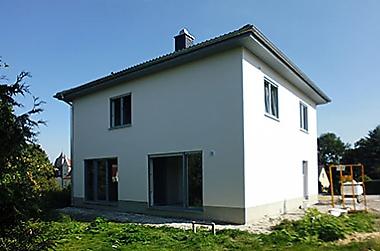 Radeburg-Hausbau Neubau eines Einfamilienhauses