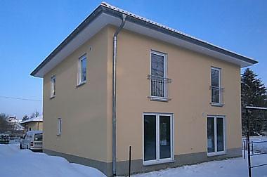 Town country haus hausbau in der region dresden dbeln for Stadthaus bauen