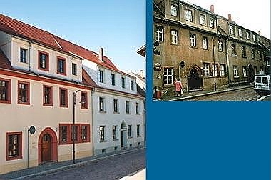 Wohnhaus-Altbau Wohnhäuser