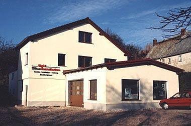 Wohnung-Hochbau Klempner-Werkstatt mit Wohnung