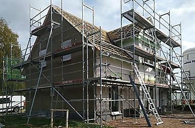 altersgerecht-bauen Neubau eines Einfamilienhauses