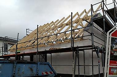 checkliste-hausbau-kosten Neubau eines Einfamilienhauses