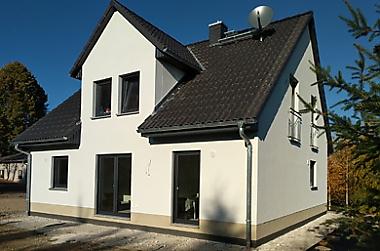 eigenheimbau-freiberg-informationen Neubau eines Einfamilienhauses