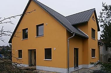 eigentumswohnung-kaufen Neubau eines Einfamilienhauses