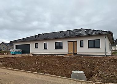 einfamilienhaus-bauen-nossen Neubau eines Einfamilienhauses