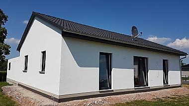 grundstueck-grossschirma Neubau eines Einfamilienhauses