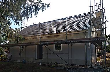 haus bauen kosten Neubau eines Einfamilienhauses