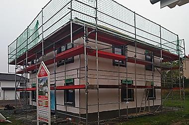 haus-bauen-dresden-kosten Neubau eines Einfamilienhauses