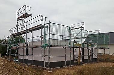haus-bauen-meißen Neubau eines Einfamilienhauses