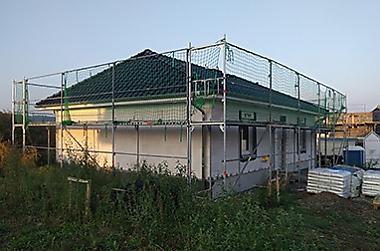 haus-bauen-was-beachten Neubau eines Einfamilienhauses