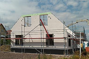 haus-mit-grundstueck-in-der-naehe-von-Dresden Neubau eines Einfamilienhauses