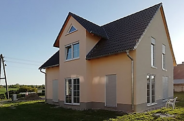 hausbau-grundstück-kaufen-muegeln Neubau eines Einfamilienhauses