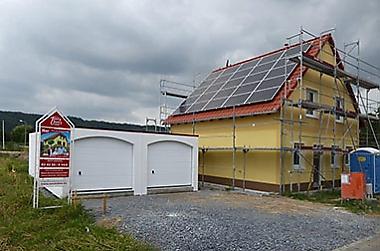 hausbau-grundstuecke-umland-dresden Neubau eines Einfamilienhauses