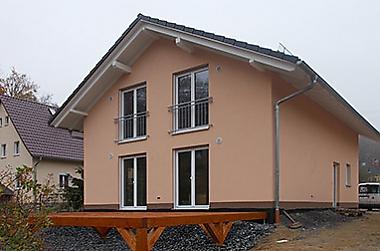hausbau-gute-finanzierung Neubau eines Einfamilienhauses