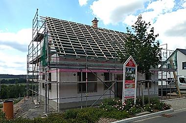 hausbau-im-erzgebirge Neubau eines Einfamilienhauses