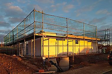 hausbau-in-oederan Neubau eines Einfamilienhauses