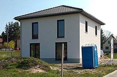 hausbau-pirna Neubau eines Einfamilienhauses