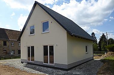 hauskauf-lampertswalde Neubau eines Einfamilienhauses