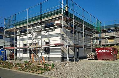problemfrei-haus-bauen Neubau eines Einfamilienhauses