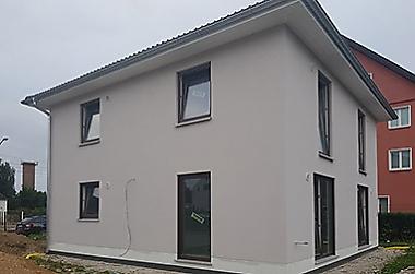 schnell-haus-bauen Neubau eines Bürogebäudes